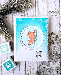 Made by Alexandra: Mirror image card - Craftin Desert Divas stamps an...