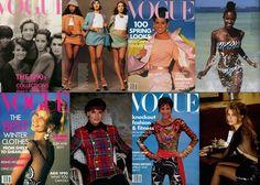 Moda anos 70, 80,90 e 2000