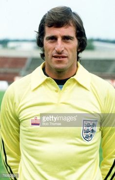 circa 1980 Ray Clemence England and who won 61 England international caps from 19731984