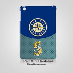 Seattle Mariners iPad MINI Case Cover Hardshell