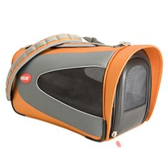 ARGO Petascope Carrier Orange Medium. We have had this carrier for years and this is the best carrier ever. Very strong quality and still lightweight. Perfect for two little ones because this model is long.