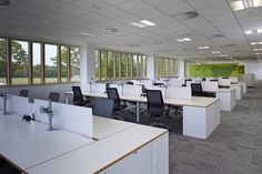 AGRICULTURE AND HORTICULTURE DEVELOPMENT BOARD  Triumph was selected as the successful supplier for Lot A (Office desking & Seating) after winning a reverse E-Auction via the CCS RM1501 Framework. AHDB relocated into a new two storey 30,000 square feet office facility on the Stoneleigh site in the Summer of 2014. Triumph supplied, delivered, assembled and installed furniture on-time and on-budget.