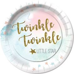 When You Wish Upon a Star Dinner Plates