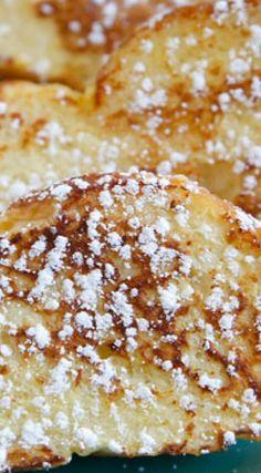Lemon French Toast