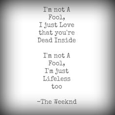 "The Weeknd   ""Belong To The World""                   (KISS LAND)"