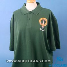 Henderson Clan Crest Polo Shirt