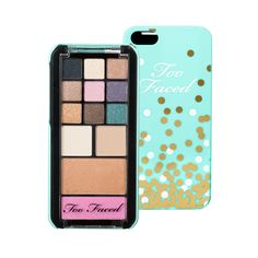 Another cute eyePhone palette :) Jingle All the Way Makeup Set - Too Faced