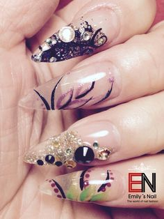 Nail Nails, Beauty, Finger Nails, Beleza, Ongles, Nail, Cosmetology, Manicures