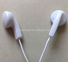 in-ear earbuds /silicon earphone /Cheap earphones /headphone factory /earpiece 3.5mm/earphone red /disposable ea