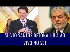 """Folha Política: Sílvio Santos diz que """"Brasil dividido"""" é """"papo furado"""" de Lula; veja vídeo   http://w500.blogspot.com.br/"""