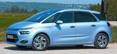 EVOLUCIÓN TOTAL. El nuevo Citroën C4 Picasso tiene una línea mucho más moderna y atractiva, ofreciendo incluso cierto aire deportivo que le ...