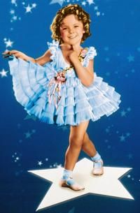 Shirley Temple color pic - Google Search
