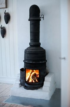 there is nothing like the heat from a wood burning stove.