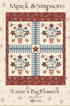 Red And White Quilts, Blue Quilts, Small Quilts, Mini Quilts, Flag Quilt, Patriotic Quilts, Quilt Blocks, Paisley, Primitive Quilts
