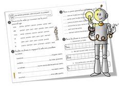 Conjuguer verbes venir prendre partir au present BDG exercices