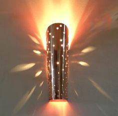Sprinkle , Polished Copper - bathroom wall light-http://www.janeknapp.com/PBSCCatalog.asp?ActionID=67174912&PBCATID=2073086&PBCATName=VATHEK%20and%20SPRINKLE