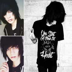 Johnnie guilbert- Johnnie is a singer, rebel and he makes vids on YouTube