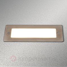 LED-Wandeinbauleuchte Holly für außen 9616043