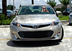 Luxury Toyota near Orlando