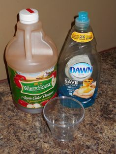 DIY Dog Shampoo: Gets rid of fleas  Mix dawn dish washing soap with some apple cider vinegar and water. Use as shampoo on dog, lather let stand for 5 minutes then rinse. Kills all fleas. May have to repeat depending on mixture sizes and dog size.