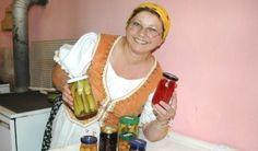 zavárame podľa našich starých mám Canning, Home Canning, Conservation