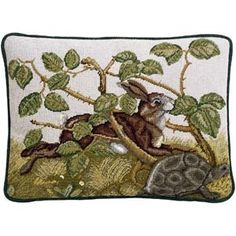 Hare and Tortoise, Beth Russell ;finished!