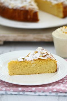 Perfectly moist and delicious, this Gluten-Free Flourless Orange and Almond Cake ticks all the boxes. Serve with vanilla bean infused double cream for an indulgent treat. #glutenfree #flourless #fruit #orange #almond #cake #easy #baking #thermomix #conventional Orange And Almond Cake, Ticks, Almond Cakes, Smile, Play, No Bake Cake, Vanilla Cake, Almond Shortbread Cookies, Smiling Faces