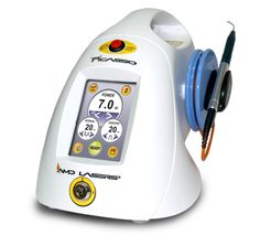 The Picasso laser allows us to perform laser whitening and also painless surgical procedures