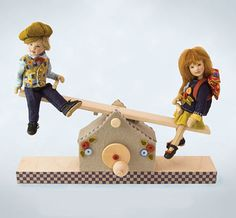 The Teeter-Totter by Maggie Iacono