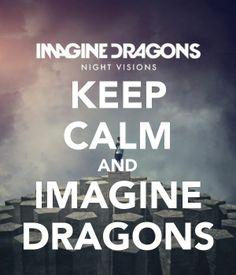 Imagine..Dragons...Majestic!