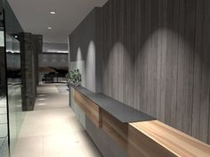 Vertical Wood Walls Design Ideas, Pictures, Remodel, and Decor