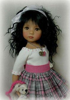 Art doll - Dianna Effner dolls