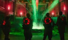 New Ghostbusters trailer has more Chris Hemsworth and...