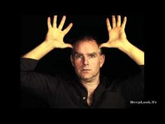Slow Motion Portrait Tony Bloem (No Sound) ASL story of an accident