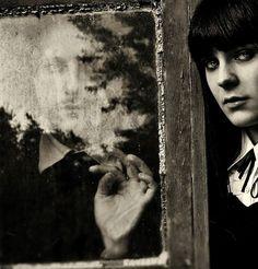 c & c Self Portrait with Carlotta    ( By Federico Erra )