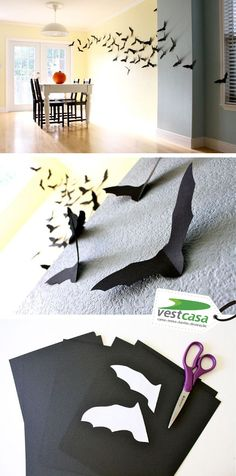 Faça você mesma! Decoração artesanal para o Halloween, se inspire!