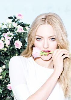 """Amanda Seyfried for Givenchy Fragrance ""Live Irrrésistible"" """