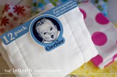 DIY: burp cloth.......somebody should make me these