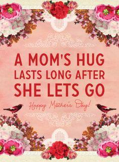 Voor mama #moederdag