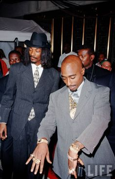 True rappers! Two of Americas most wanted