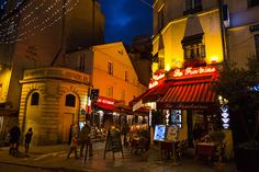 How to Fall in Love With the World... Rue Mouffetard in the Latin Quarter of Paris