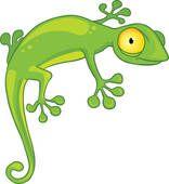 Lizard Clip Art | Lizard Clipart Vector Graphics. 3333 lizard EPS clip art vector and ...