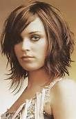 Medium Haircuts For Round Faces - Bing Images