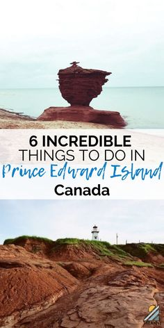 Are you looking for incredible things to do in PEI? From the photography opportunities and lighthouses to Anne of Green Gables, here's how to take a Prince Edward Island vacation that'll be one for the record books. #pei #princeedwardisland #canada #thingstodo