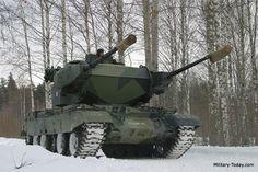 Marksman Self-Propelled Anti-Aircraft Gun   Military-Today.com