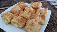 Dutch cheese croissant