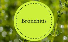 Bronchitis Asthma, Low Fever, Shortness Of Breath, Lunges, Baby, Natural Medicine, Immune System, Health