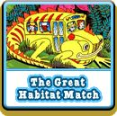 The Great Habitat Match is a website based on The Magic School Bus that allows students to apply what they have learned to a matching game. This would be a great resource for students to use for independent practice if they finished an assignment early. Preschool Science, Science Classroom, Science Lessons, Teaching Science, Science Projects, Science Activities, Social Science, Life Science, Science Ideas