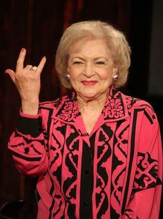 Love Betty White!