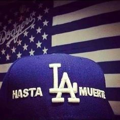 Los Angeles Dodgers baseball cap